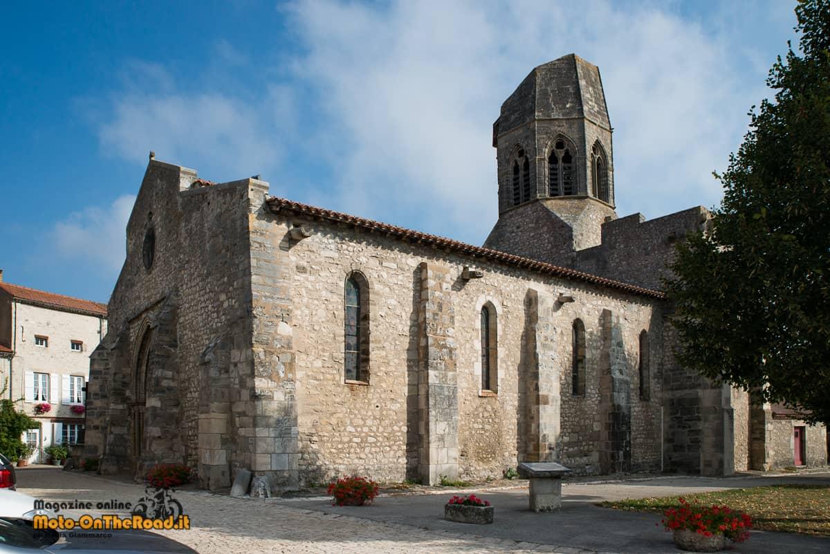 Chiesa di San Giovanni Battista - Charroux