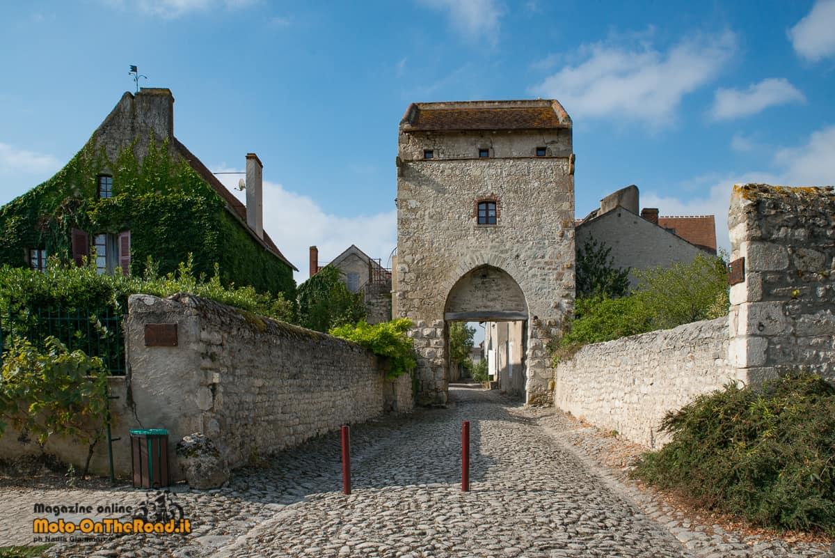 Porta d'oriente - Charroux