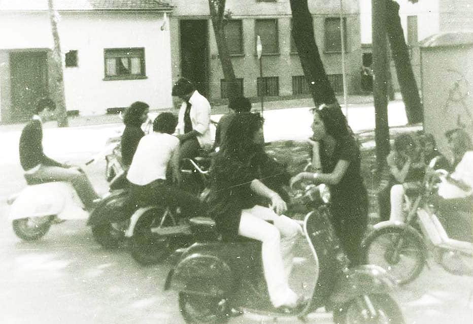 Dalla piazza della nostra adolescenza all'Elefantentreffen?