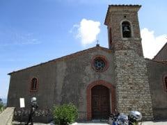 Chiesa di San Nicola a Castiglioncello Bandini
