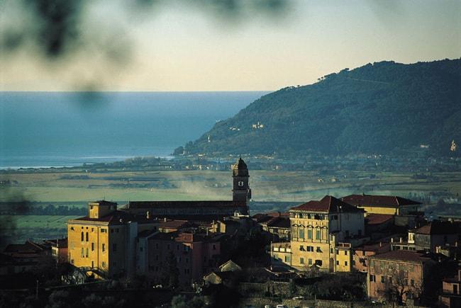 Castelnuovo Magra panorama 1