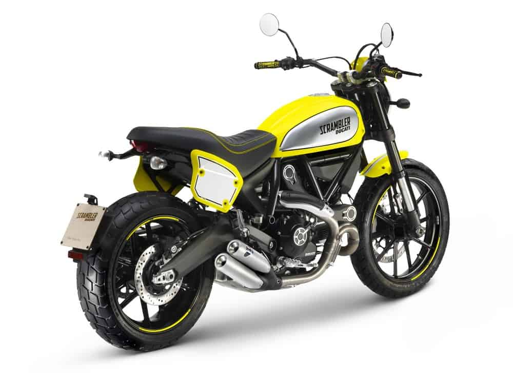 2 05 Ducati Scrambler Flat Track Pro Moto On The Road Viaggi In