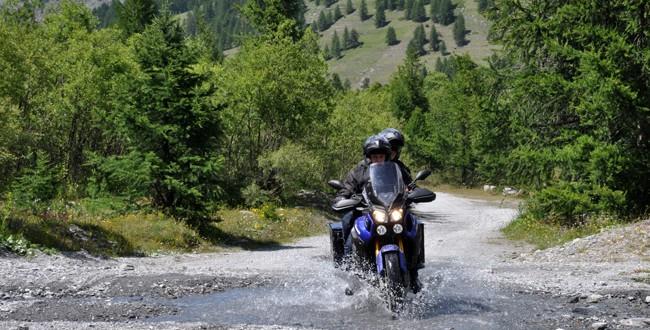 5 mete per il mototurismo
