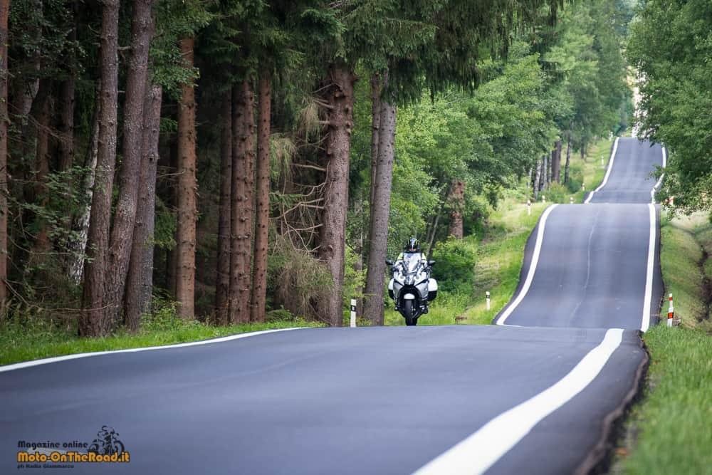 Boemia Meridionale: piacevole scoperta da farsi in moto