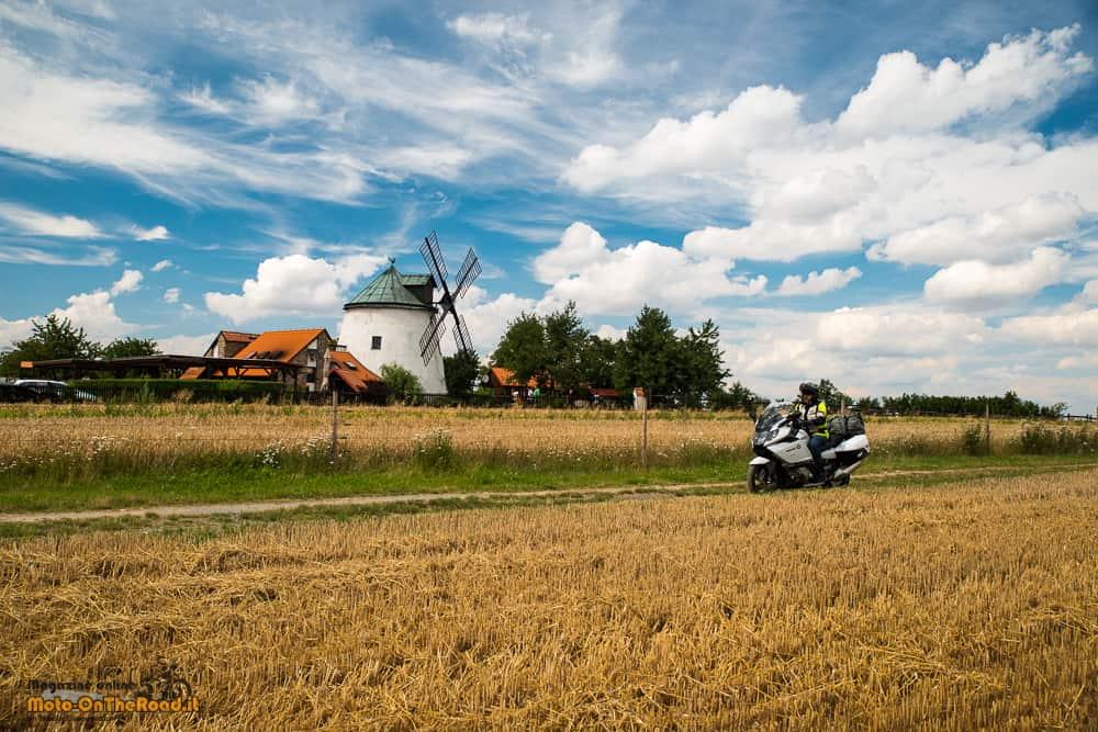 Vacanze in moto in Repubblica Ceca, dalla Boemia alla Moravia
