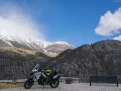In viaggio in sella alla Ducati Multistrada 950