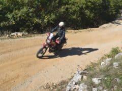 Marco (BMW) la nostra guida ha dovuto combattere con qualche guasto alla moto e ai simpatici e impazienti norvergesi.