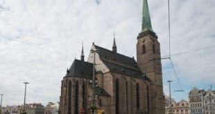 Pilsen - Cattedrale di San Bartolomeo