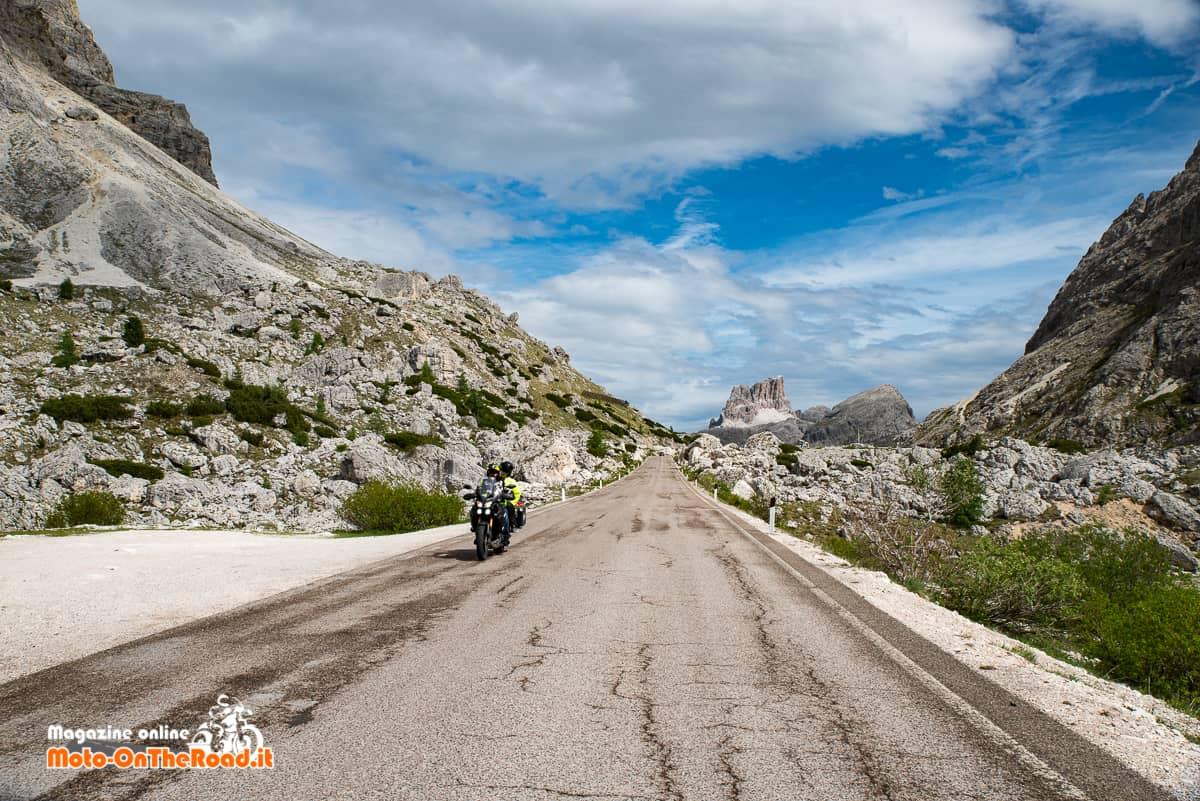 Passi dolomitici in moto: una meta che non delude mai