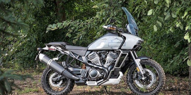 Harley Davidson Pan AmericaHarley Davidson Pan America