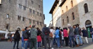 Trekking Urbano a Massa Marittima