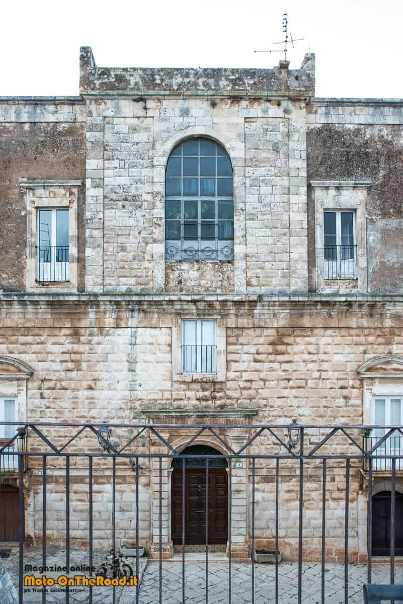Palazzo Vitale - Ceglie Messapica
