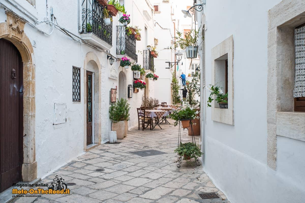 Locorotondo, pittoresco borgo di origine medievale