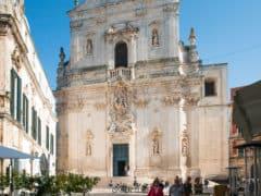 Basilica di San Martino - Martina Franca