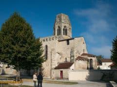 Charroux - Chiesa di San Giovanni Battista