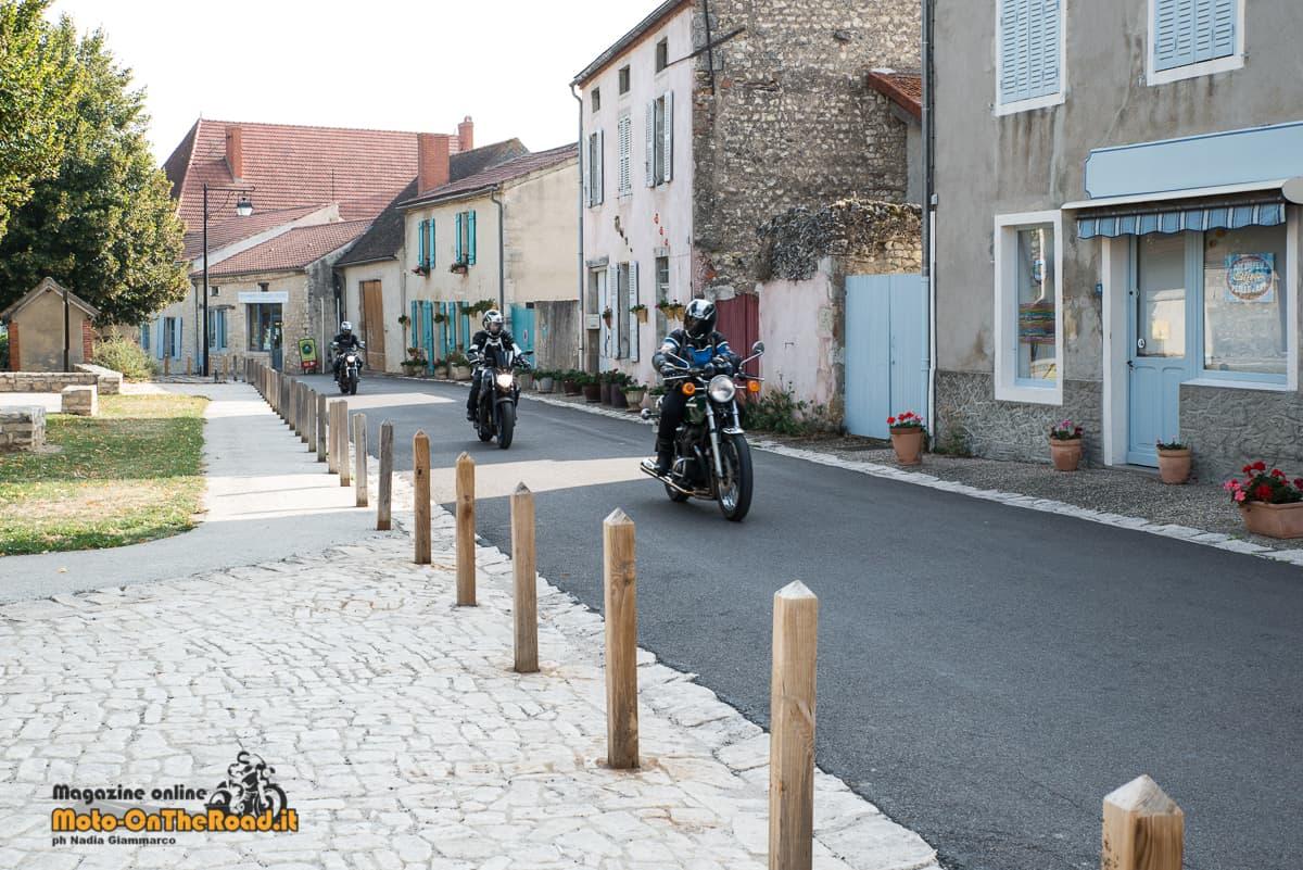 Benvenuti a Charroux, uno dei borghi più belli della Francia