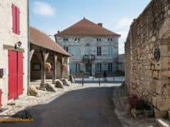 Charroux - ex mercato del bestiame