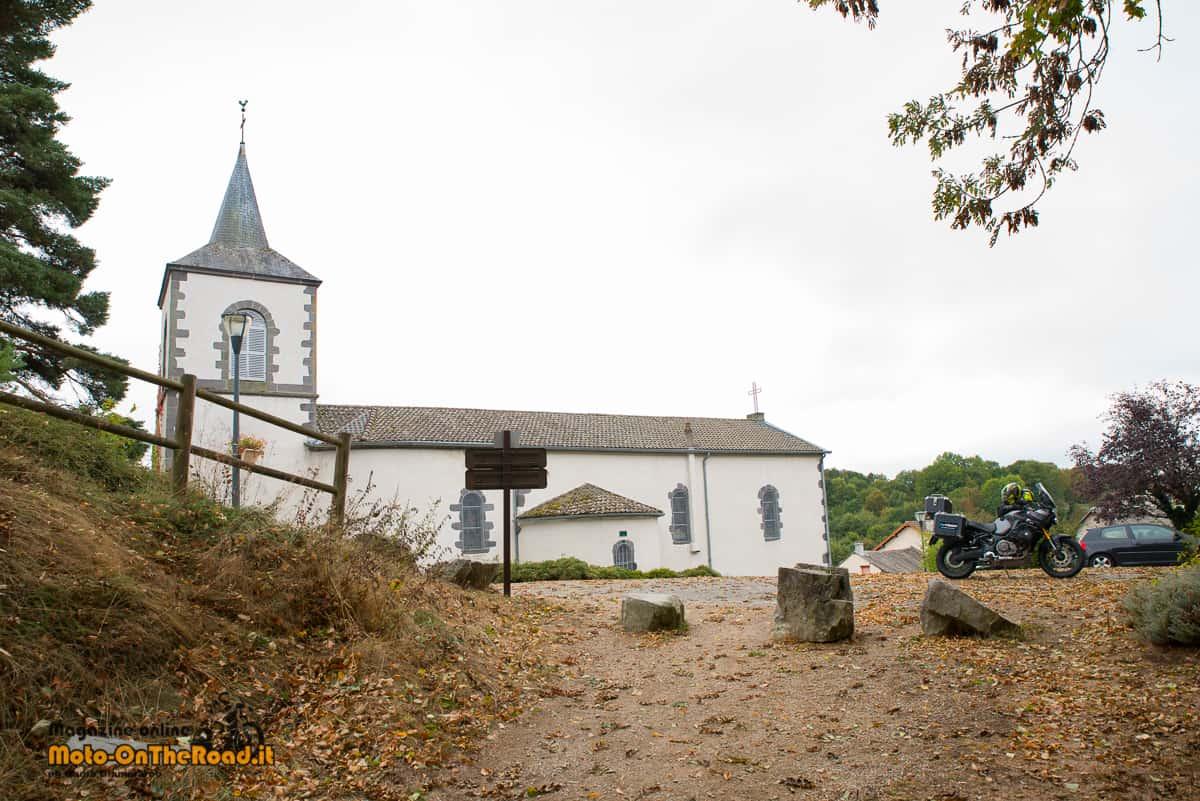 Chiesa di Queille