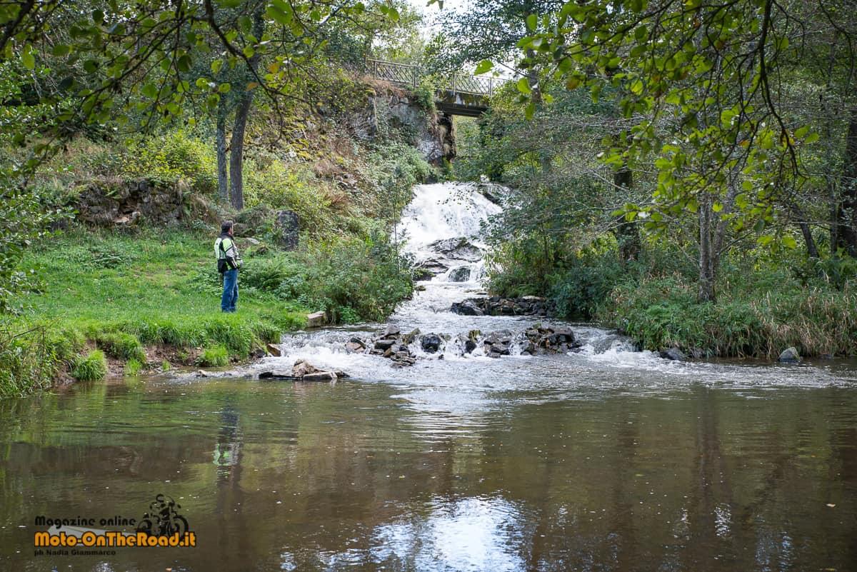 Cascata di Monfermy - Alvernia