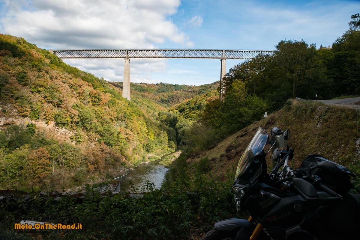 Viaduc des Fades - Auvergne