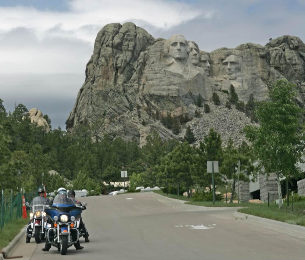 Il Mount Rushmore