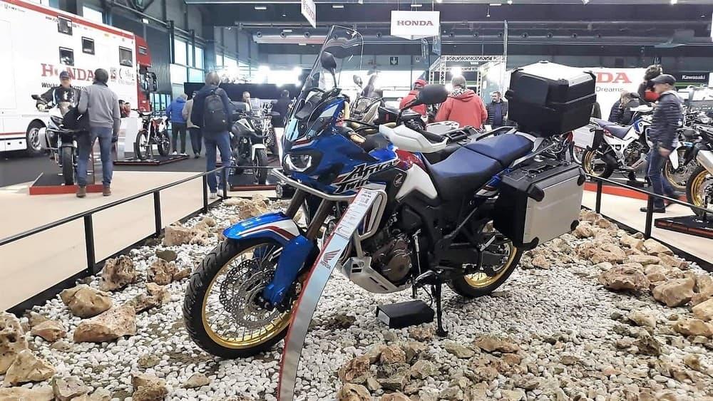 Motor Bike Expo di Verona