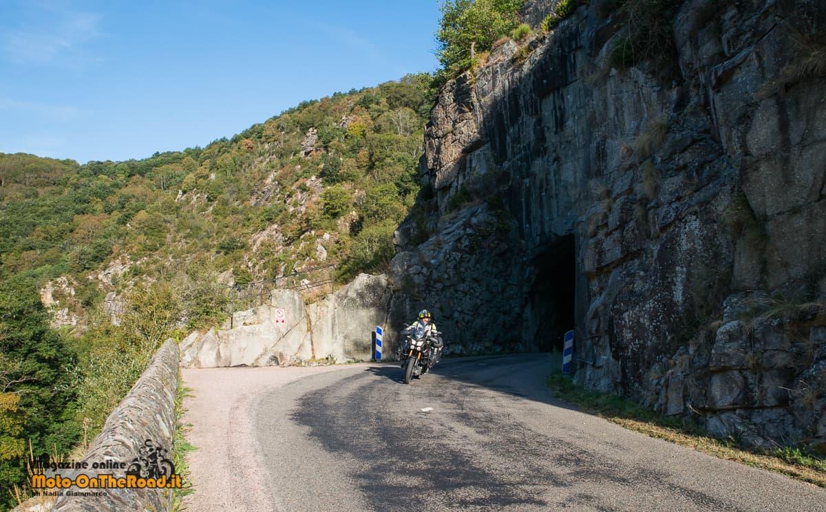 Itinerario in Alvernia - Gorges de Chouvigny