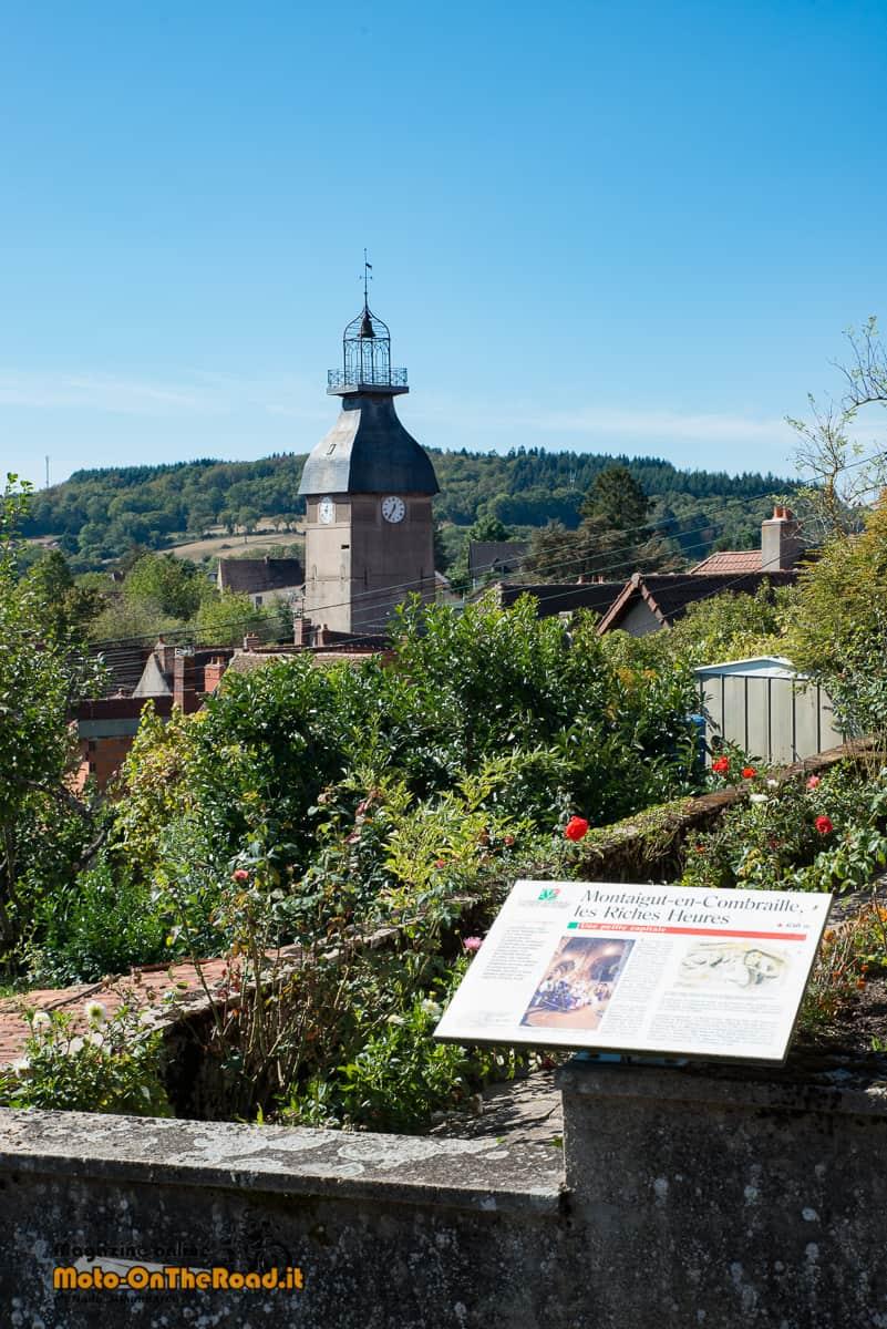 Itinerario in Alvernia - Montaigut en Combrailles