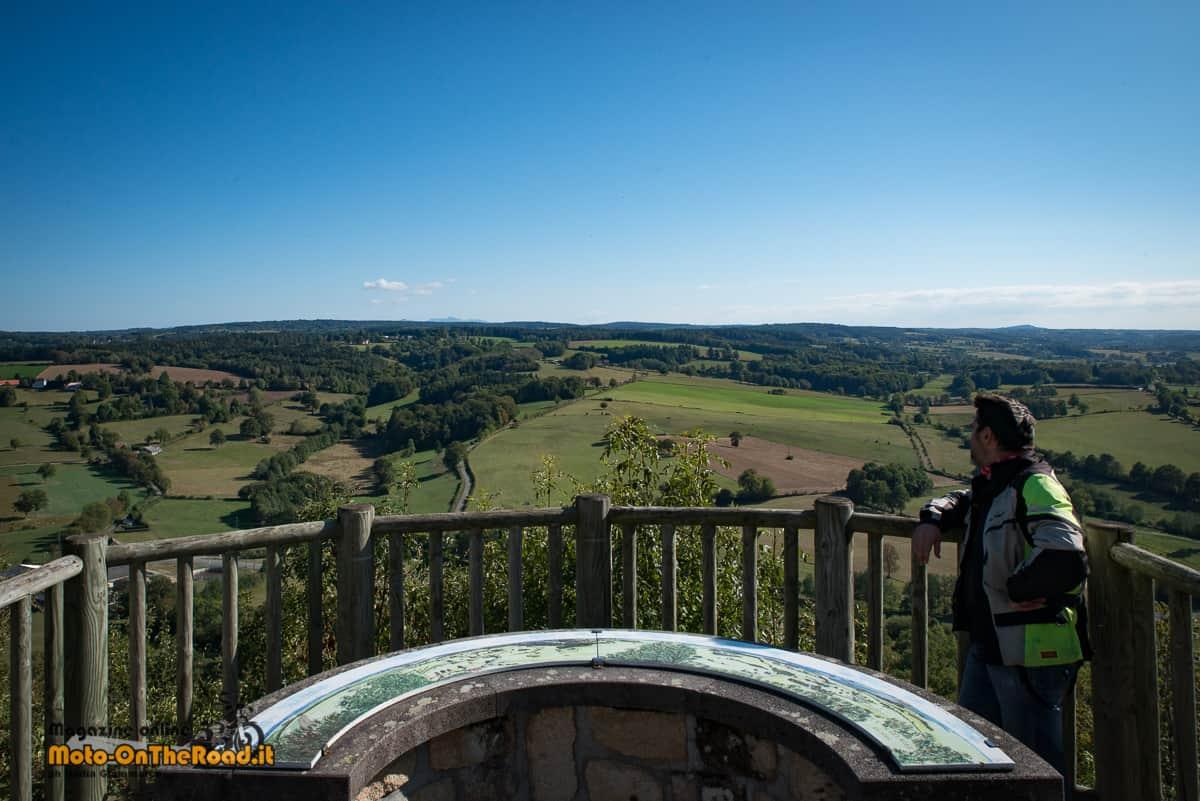 Itinerario in Alvernia - La Butte de Puy-Saint-Gulmier