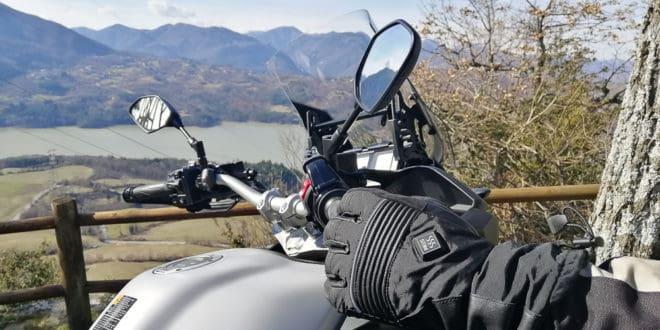 GUANTI RISCALDATI X900 DUAL-POWER