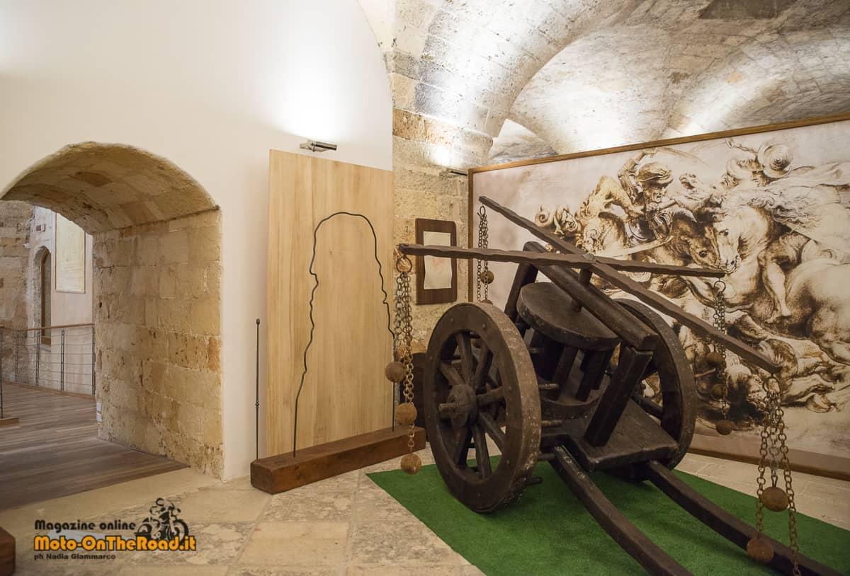 Galatone Museo delle Macchine di Leonardo Da Vinci