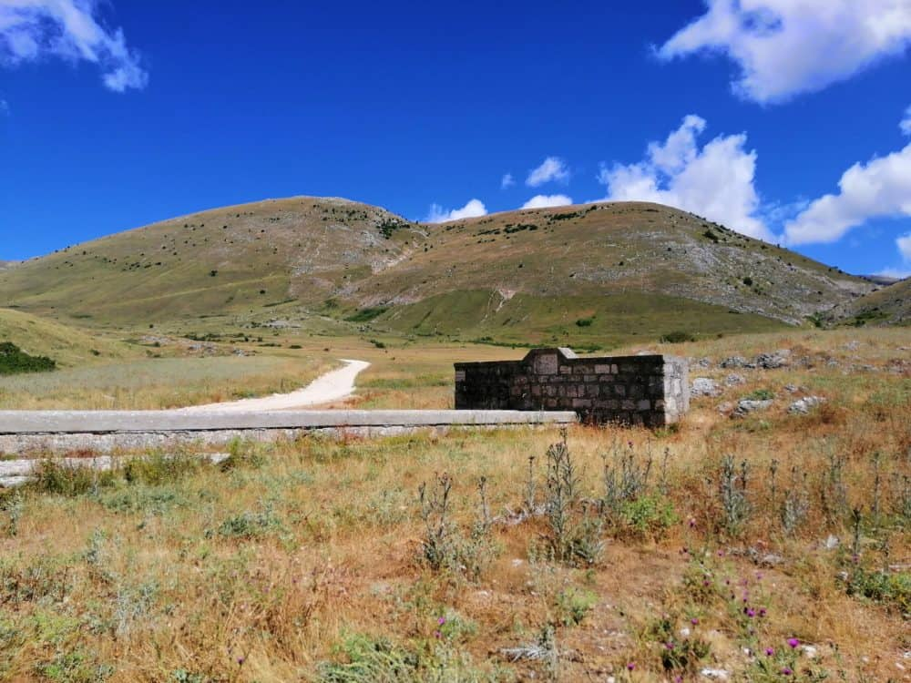 Abruzzo on the road - Parco eolico di Collarmele