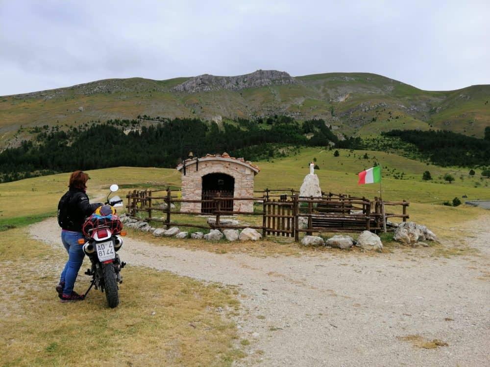 Abruzzo on the road - Cappella dell'Istituto San Vincenzo