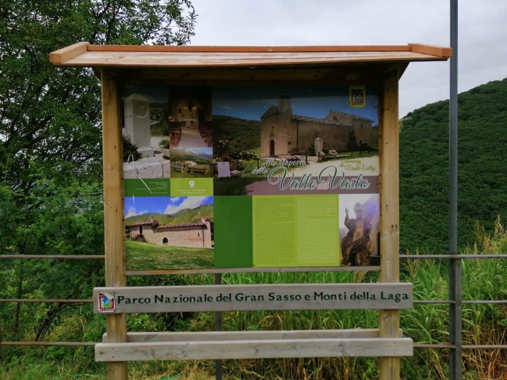 Abruzzo on the road - Santuario San Giovanni Paolo II