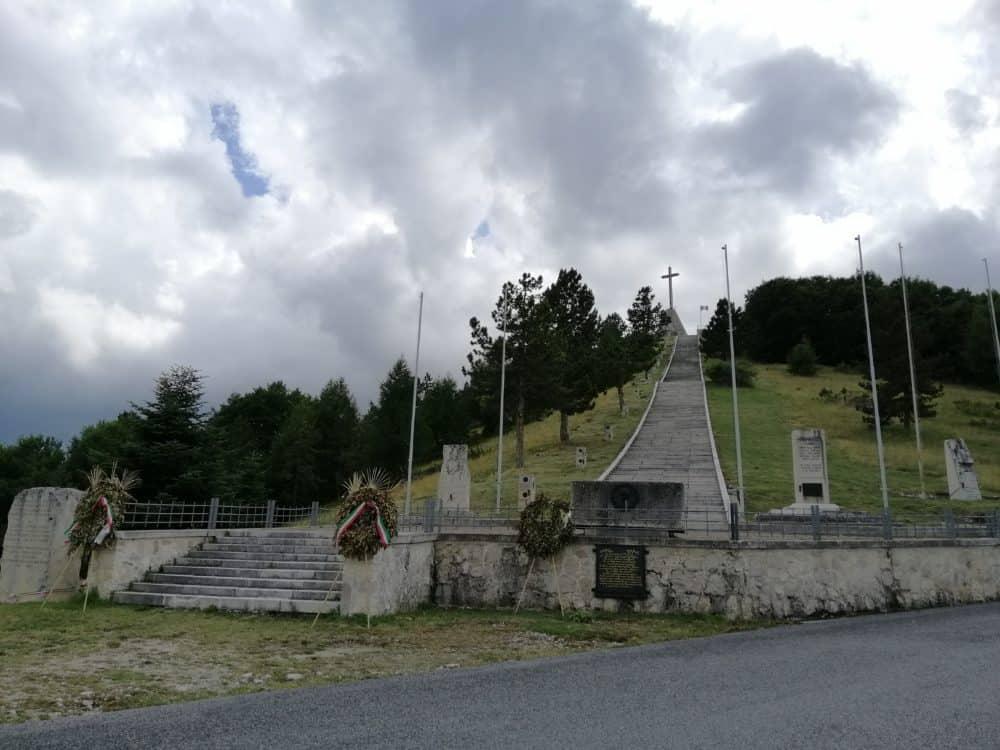 Abruzzo on the road - Monte Zurrone