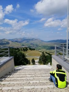 Abruzzo on the road - Monte Zurrone
