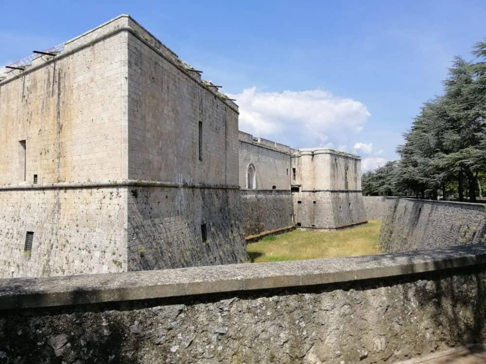 Castello de L'Aquila