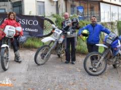 Team Moto-OnTheRoad a Il Classico in Moto