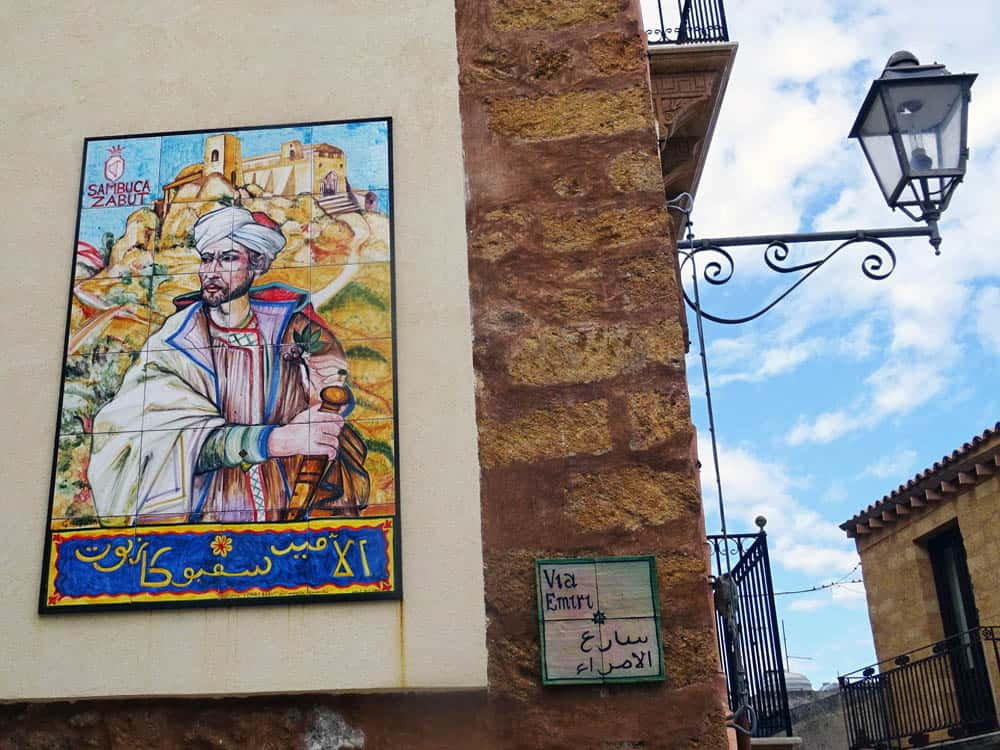 Sambuca di Sicilia: l'emiro Al-Zamut
