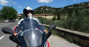 Drop Mask mascherina per motociclisti