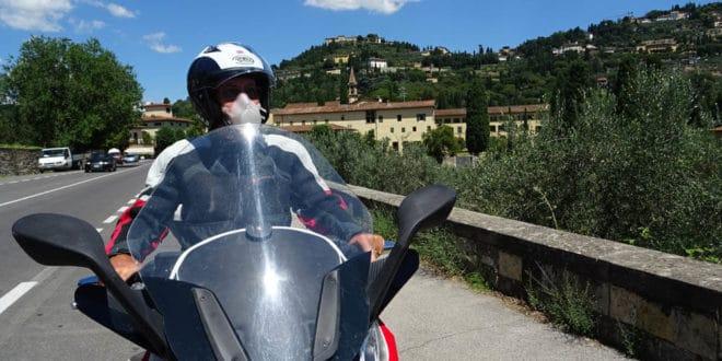 Drop Mask mascherina per motociclisti