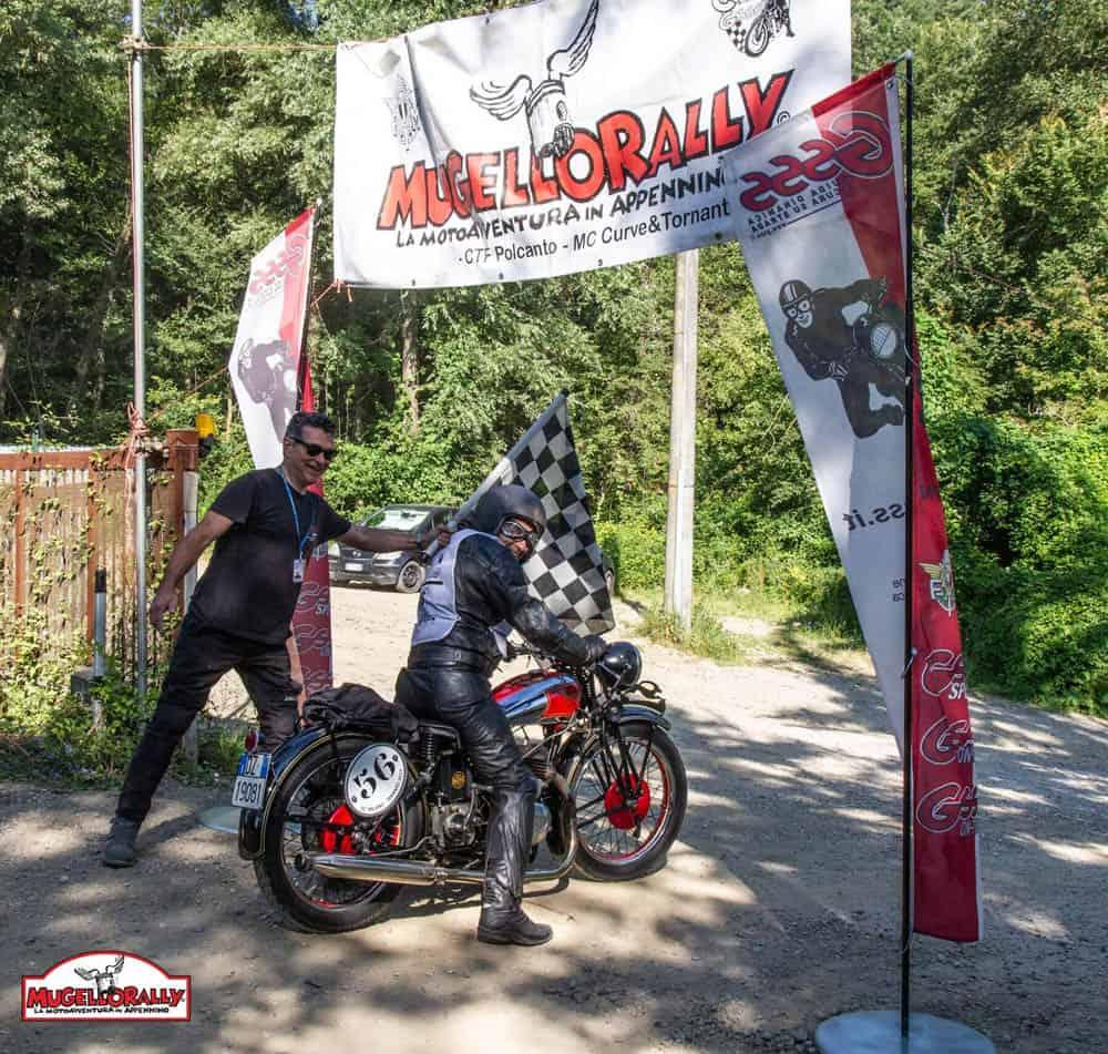 Mugello Rally
