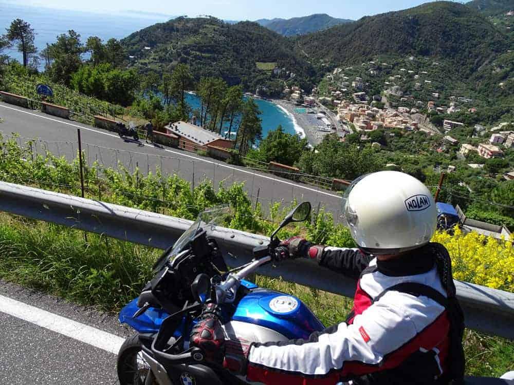10 brevi vacanze in Italia in moto al tempo del Covid