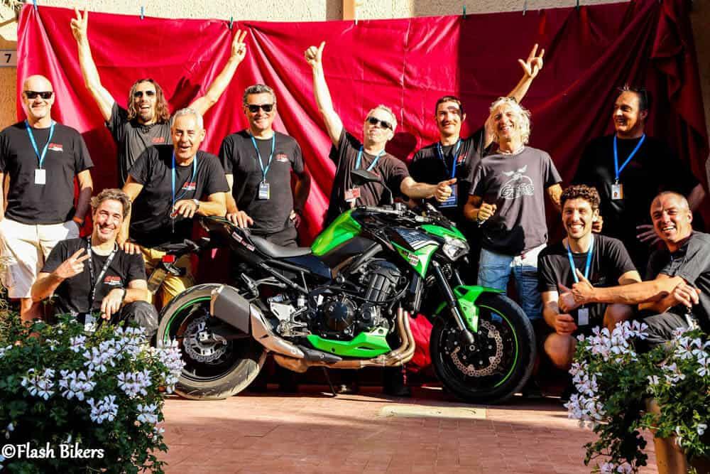 Flash Bikers Mugello Rally 2020