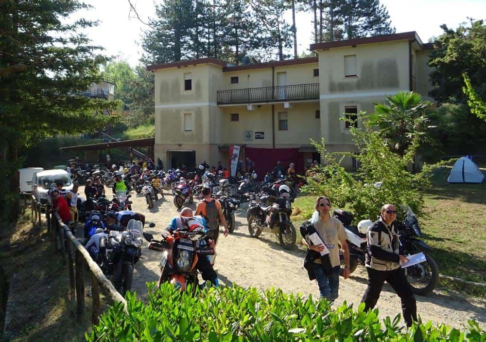 Mugello Rally 2020 accoglienza