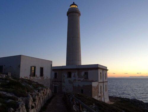 Faro punta Palacìa
