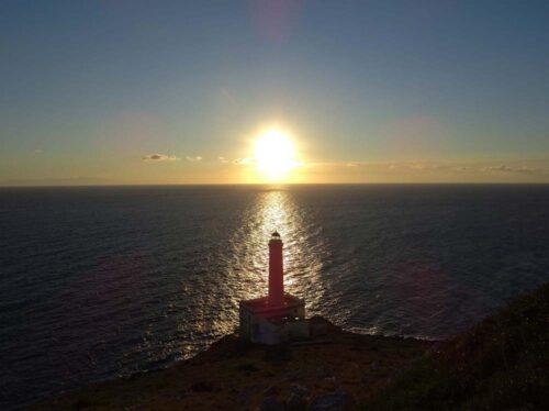 Punta Palacìa, il luogo più a est d'Italia