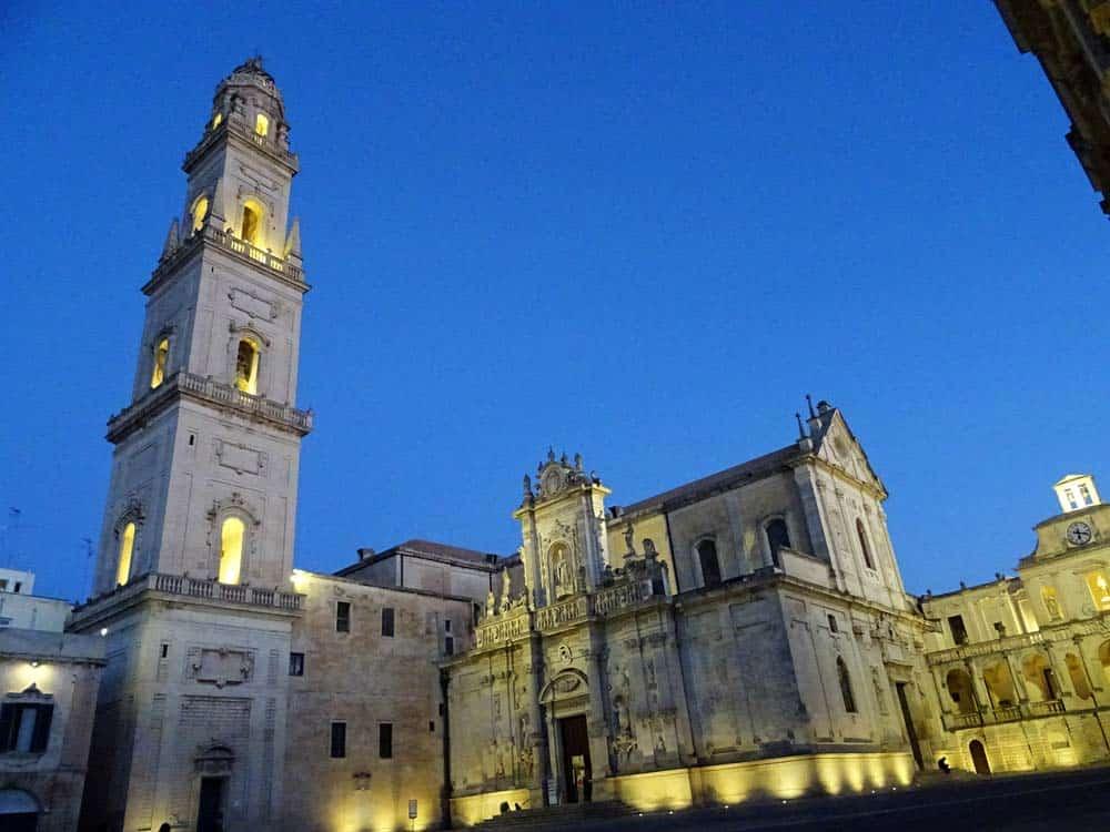 La Cattedrale di Lecce
