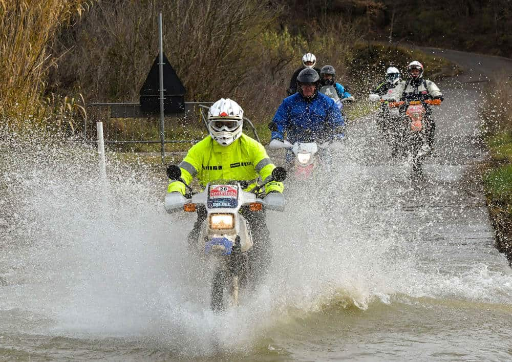 fotografare motociclisti
