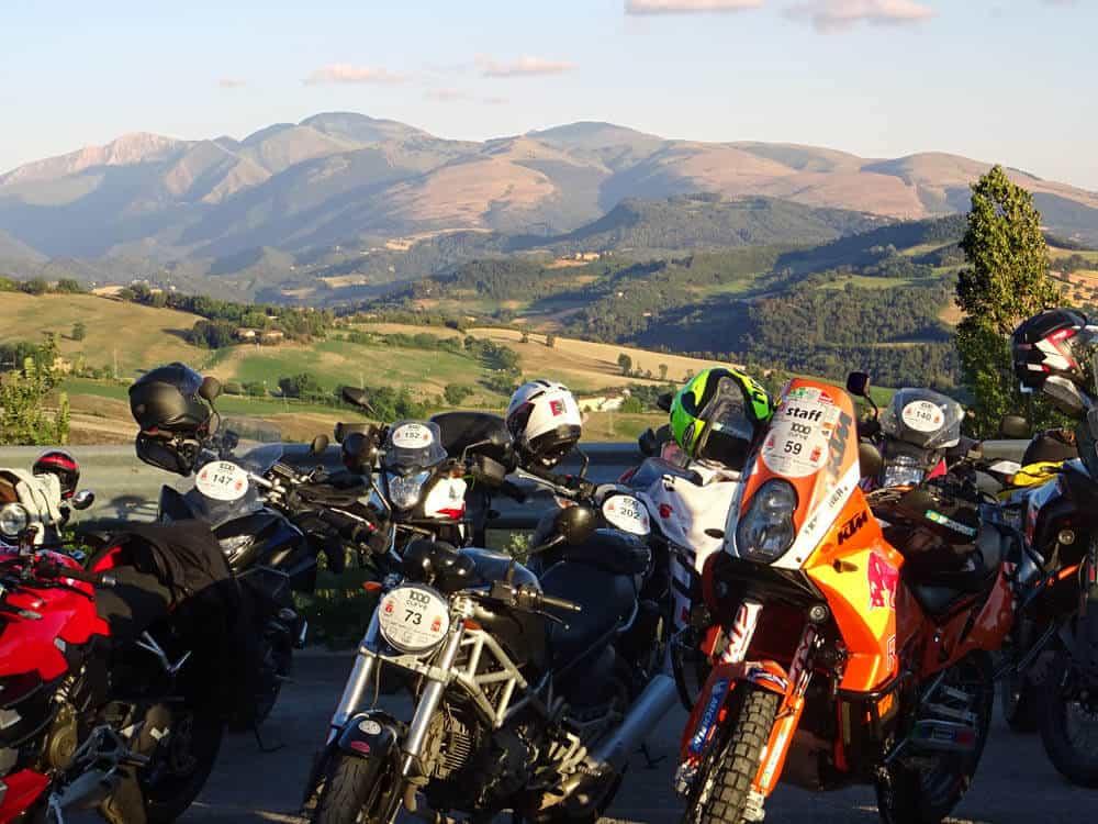 1000Curve 2021 Camerino panorama